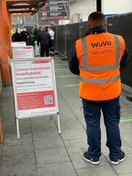 Security Köln Hauptbahnhof