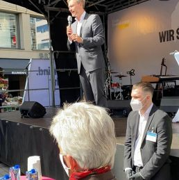Veranstaltungsschutz Aktionstag FDP